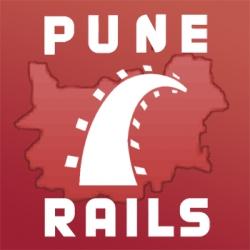 Pune Rails Logo