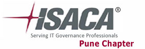 ISACA is a worldwide association of Information Security professionals dedicated to the audit, control, and security of information systems. Click on the logo to see other PuneTech articles related to ISACA.