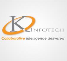 KQ InfoTech Logo