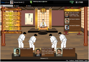 Ninja Club emee screenshot