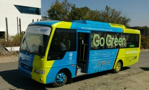 KPIT's Electric Bus